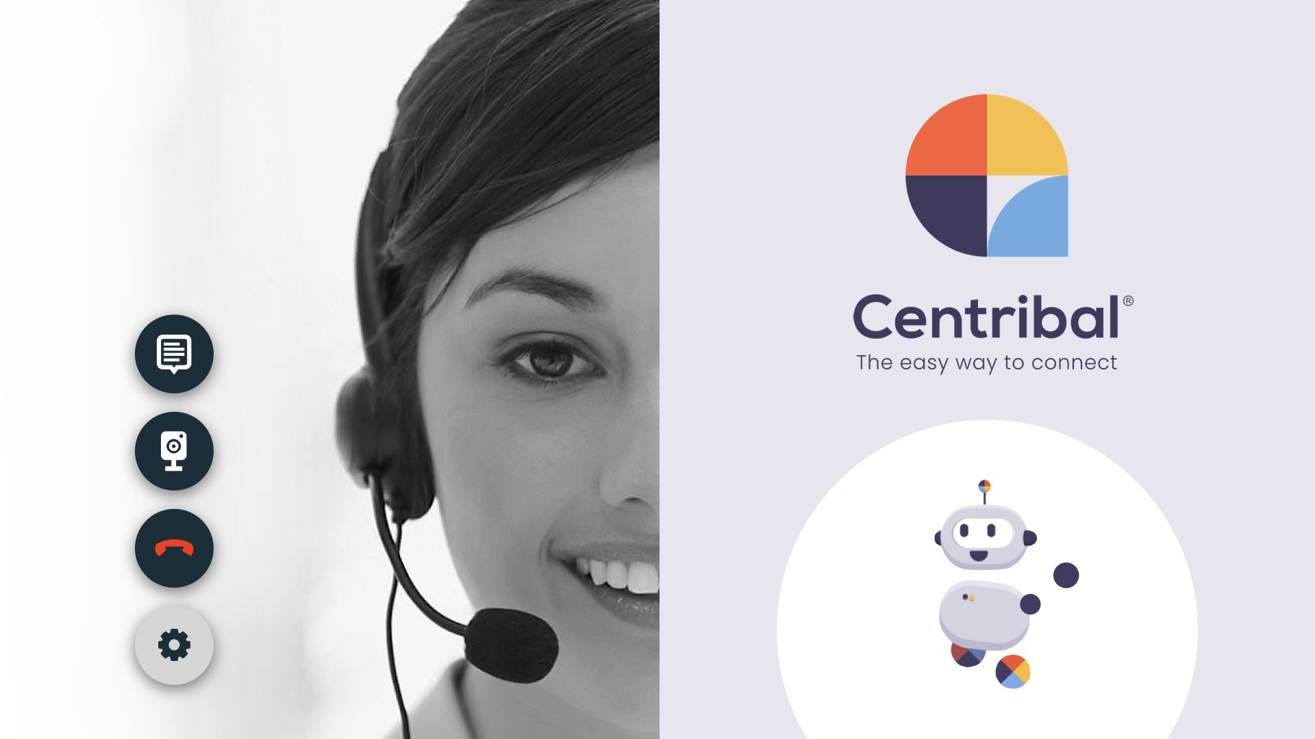 Centribal Chatbot integration for Video RTC